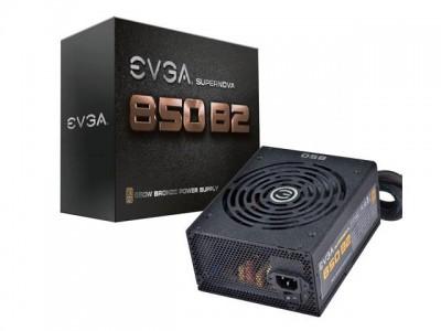 Fonte 80Plus Bronze Evga 110-B2-0850-V0 Supernova 850W B2 S/Cabo De Forca