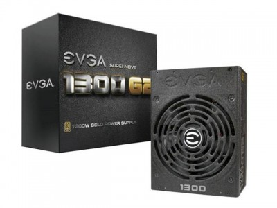 Fonte 80Plus Gold Evga 120-G2-1300-Xr Supernova 1300W G2 S/Cabo De Forca