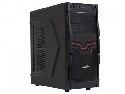 Gabinete Desktop Gamer Sentey Gs-6007 Cyberia Stylish Preto