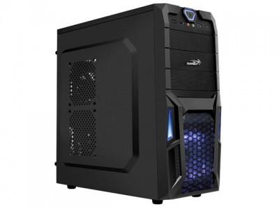 Gabinete Desktop Gamer Sentey Gs-6008 Stealth Stylish Preto