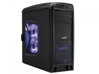 Gabinete Desktop Gamer Sentey Gs-6410 Entusiasta Arvina Plus Preto