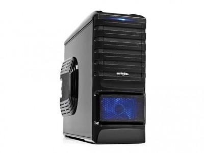 Gabinete Desktop Gamer Sentey Gs-6500 Entusiasta Burton Preto