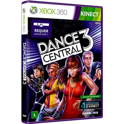 Game Microsoft Dance Central 3 Xbox 360 - CCW-00009