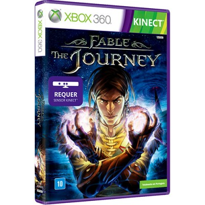 Game Microsoft  Fable The Journey Xbox 360 - 3WJ-00005