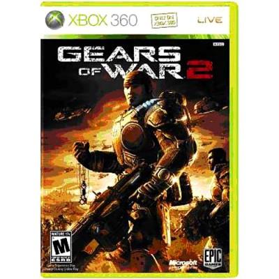 Game Microsoft  Gears Of War 2 Xbox 360 - C3U-00087