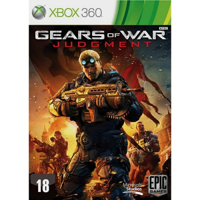 Game Microsoft  Gears Of War Judgment Xbox 360 - K7L-00034