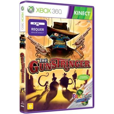 Game Microsoft Gunstringer Xbox 360 - L5L-00009