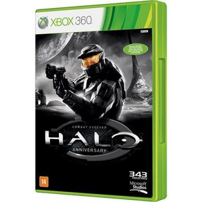 Game Microsoft Halo Anniversary Xbox 360 - E6H-00043