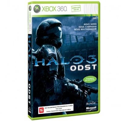 Game Microsoft Halo Odst Xbox 360 - 5EA-00105