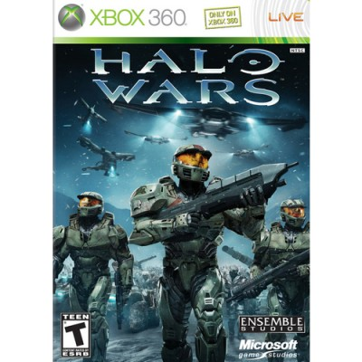 Game Microsoft  Halo Wars Xbox 360 - C3V-00116