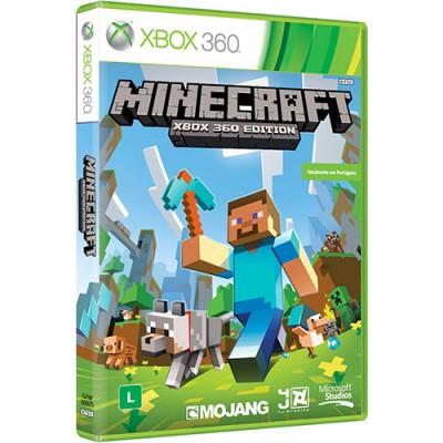 Game Microsoft  Minecraft Xbox - G2W-00028
