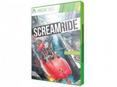 Game Microsoft Screamride Xbox 360 - D9Y-00004