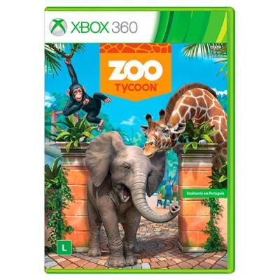 Game Microsoft Zoo Tycoon Xbox 360 - E2Y-00027