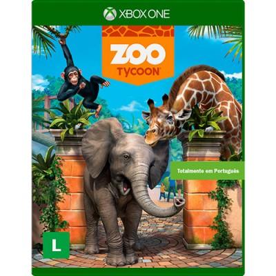 Game Microsoft  Zoo Tycoon Xbox One - U7X-00004