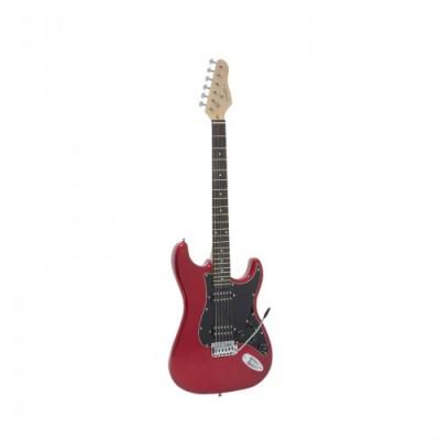 Guitarra 2 Humbuckers Vermelha G102 GIANNINI