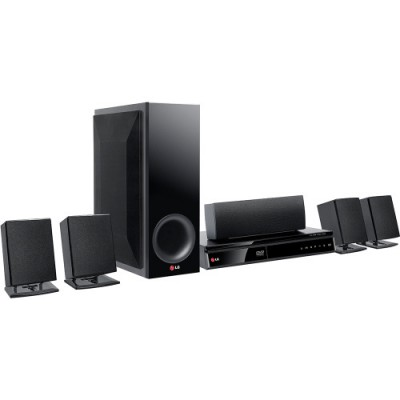 Home Theater Lg 330W Rms Dvd Usb Hdmi-DH4130S