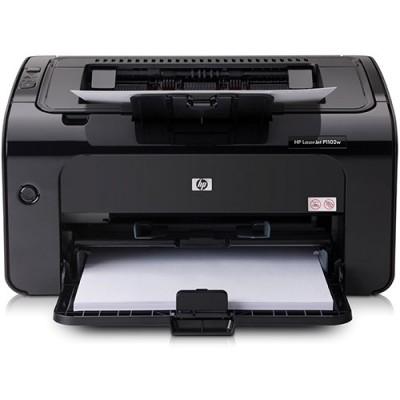Impressora Laserjet Mono HP CE658A#696 P1102W WIFI/E-PRINT 19PPM