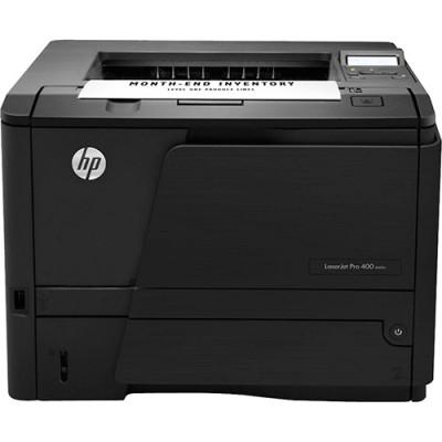 Impressora Laserjet Mono  HP  CZ195A#696 PRO M401N Rede/E-Print 35PPM