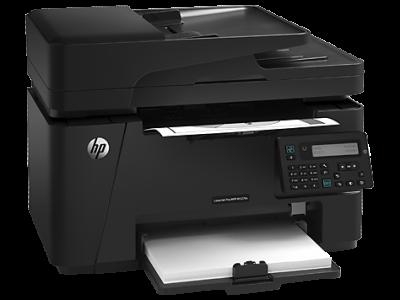 Impressora Multifuncional Laserjet Mono HP CZ181A#696 PRO M127FN
