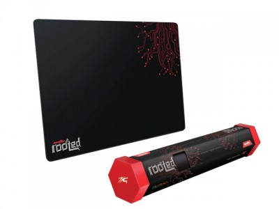 Mouse Pad Gamer Sentey Gs-2330 Rooted Extreme 34,5 X 27,5Cm