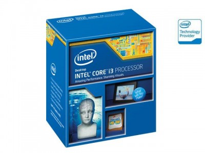 Processador Intel Core I3-4160 3,60GHZ LGA 1150 DMI 5GT/S 3 MB CACHE 4ª Gera�ção