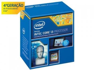 Processador Intel Core I3-4330 3,50Ghz LGA 1150 3.50GHZ DMI 5GTS 4MB CACHE GRAF INT