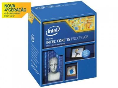Processador Intel Core i5-4690 3,5GHz LGA 1150 6MB CACHE GRAF INT