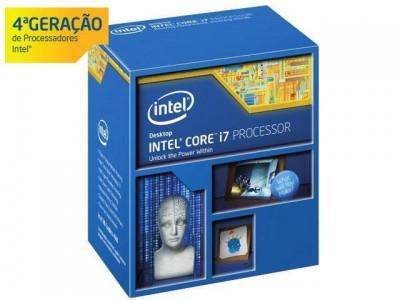 Processador Intel Core I7-5930K 3.5GHZ LGA 2011-V3 15MB CACHE DDR4 2133 MHZ S/COOLER