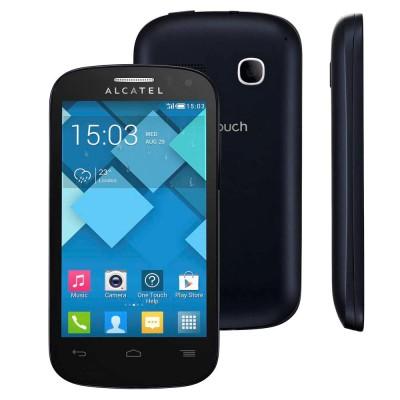 Smartphone Alcatel Pop C3 OT-4033 4GB Dual Core 1,3Ghz Dual Chip Cam 5.0MP WiFi 3G  4.0