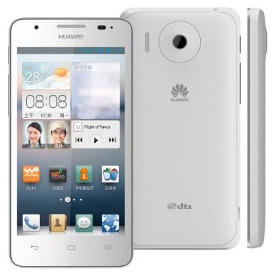 Smartphone Huawei G506 4GB Dual Core 1,0GHZ Dual Chip Cam 5.0MP WiFi 4.5
