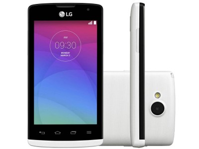 Smartphone Lg Joy H222F 4GB Dual Core 1,2Ghz Dual Chip Cam 5MP WiFi 3G  4