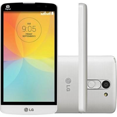 Smartphone Lg L Prime D337 8GB Quad Core 1,3Ghz Dual Chip Cam 8MP WiFi 3G  5.0