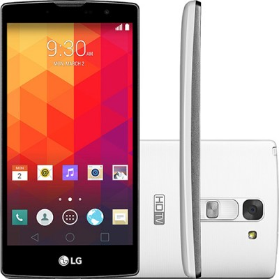 Smartphone LG Prime Plus TV 8GB 3G 5.0in Câmera 8MP