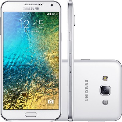 Smartphone Samsung Galaxy E7 Duos E700M 16 GB Quad Core 1,2 Ghz DualChip Cam13.0 MP WiFi  4G 5.5