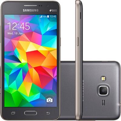Smartphone Samsung Galaxy Gran Prime Duos G530B 8 GB Quad Core 1,2 Ghz DualChip Cam8.0 MP WiFi   5.0