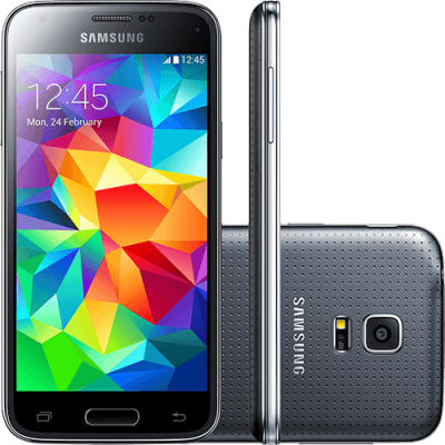Smartphone Samsung Galaxy S5 Mini Dual G800 16 GB 1,4 Ghz Quad Core  Cam8.0 MP WiFi   4.5