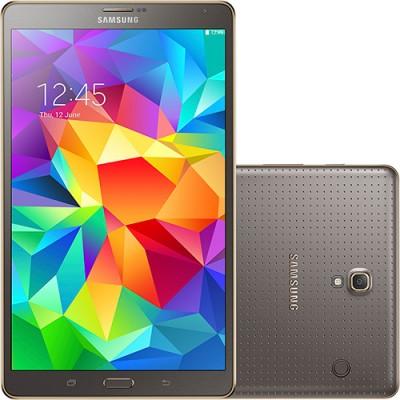 Tablet Samsung Galaxy Tab S T705 16GB Super Amoled 8.0MP WiFi 4G 8.4