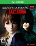 Dead Or Alive 5 Last Round Ing Cpi (Imp-Eua) Xone Koe