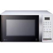 Micro-ondas 23l Lg Easyclean C/ Puxador - Ms2355r