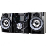 Mini System Toshiba 500w Rms Cd Mp3 Usb  - Ms9050