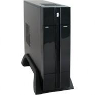 Gabinete K-mex Ci9f89 Itx 180w Fr-aud/usb Pt/piano - Gi9f89dm0010b0x