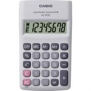 Calculadora de Bolso 8 Dígitos HL815L Branca CASIO