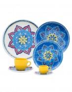 Ap. Jantar/Cha/Cafe 42 Pcs - Mail Order Harmony Oxford - EM42-4644