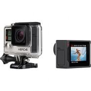 Câmera Digital GoPro Hero 4 Silver Adventure 12MP WiFi Bluetooth Gravação 4K