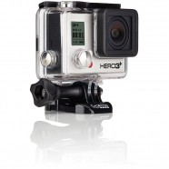 Câmera Filmadora GoPro Hero3+ Full HD 12 MP Wi-Fi Black Edition - CHBDC-302