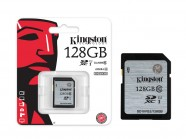 Cartao De Memoria Classe 10 Kingston Secure Digital Sdxc 128Gb Uhs-I SD10VG2/128GB