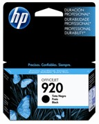 Cartucho De Tinta Officejet Hp Suprimentos Cd971Al Hp 920 Preto 11 Ml