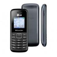 Celular LG Dual Chip B220 - Preto