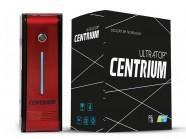 Computador Centrium Ultratop Intel Dual Core J1800 2.41GHZ 4GB 500GB Linux - Vermelho
