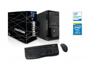 Computador Desktop Intel Fastline 4330 Intel Core I3-4330 3.5Ghz 4Gb 500Gb Linux Dvd-Rw